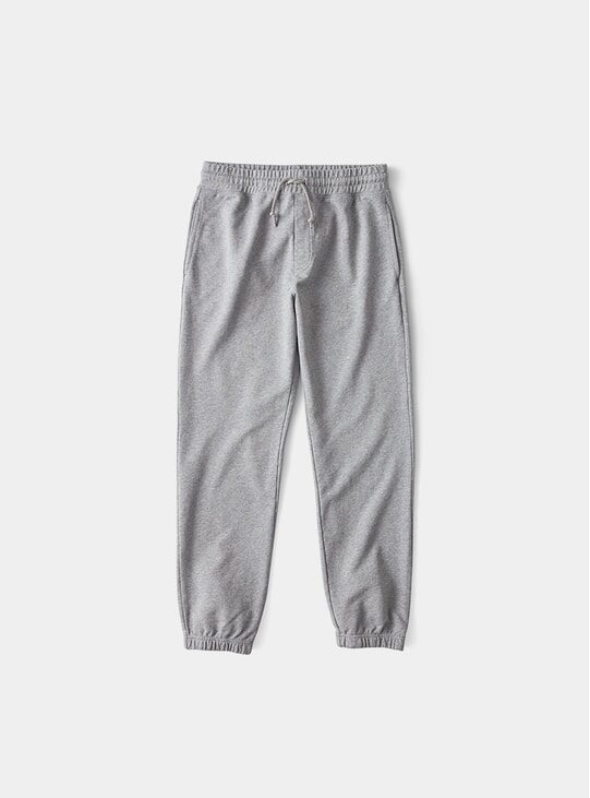 Grey French Terry Sweatpants