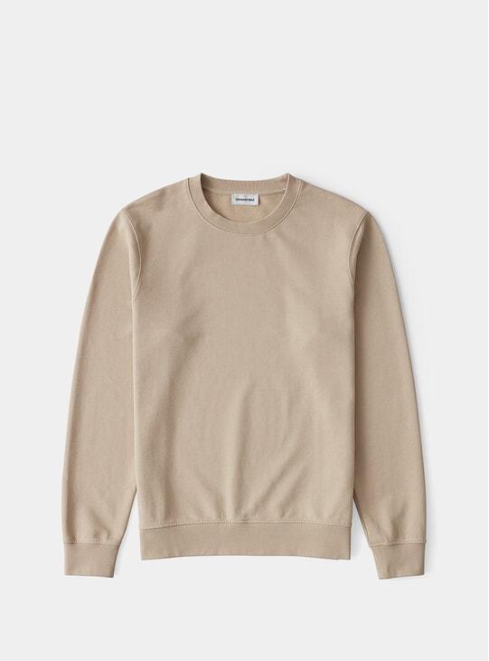 Khaki 360 GSM Sweatshirt