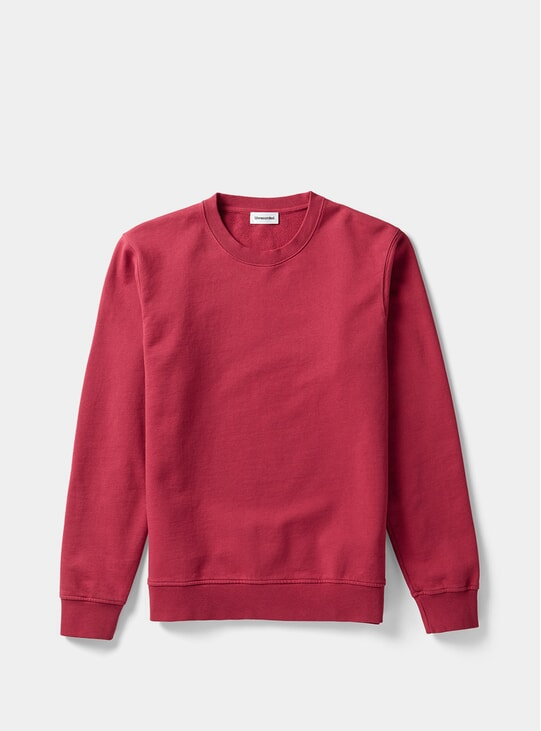 Red 360 GSM Sweatshirt