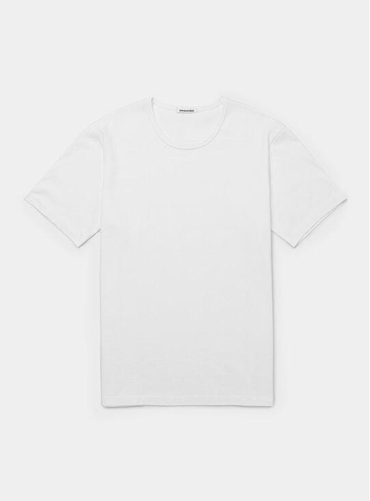 White 180 GSM T Shirt