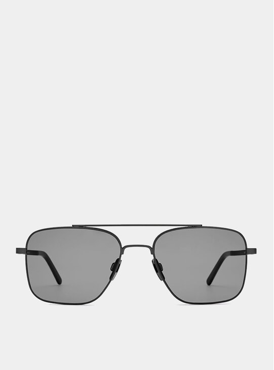Graphite Matt Pioneer Sunglasses