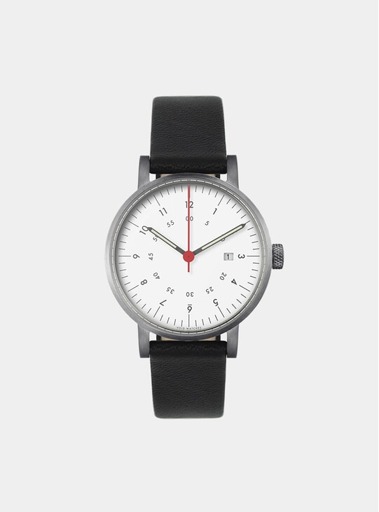 V03D-BR/BL/WH Watch
