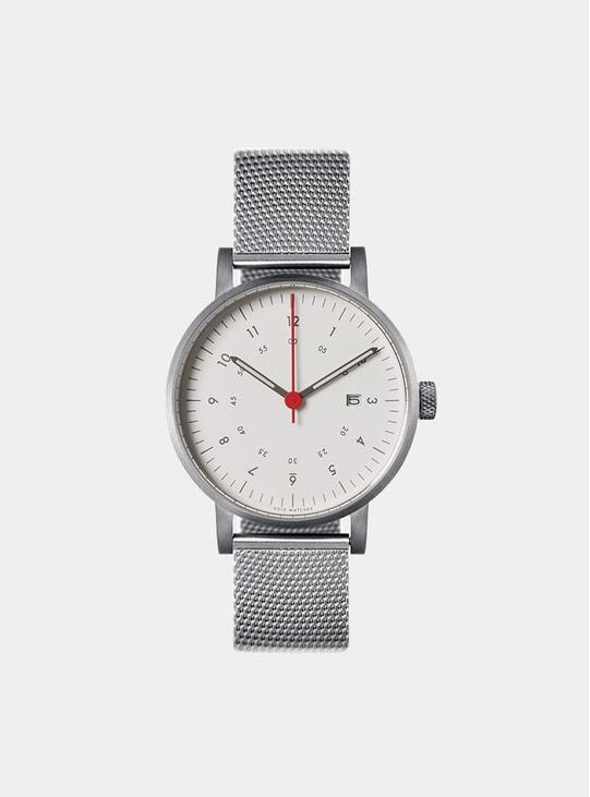 V03D-BR/MR/WH Watch