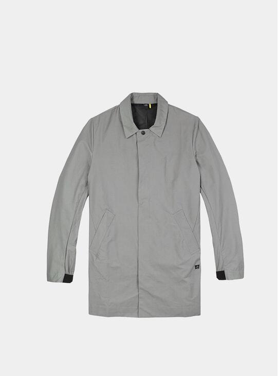 Light Grey Maxwell Travel Coat