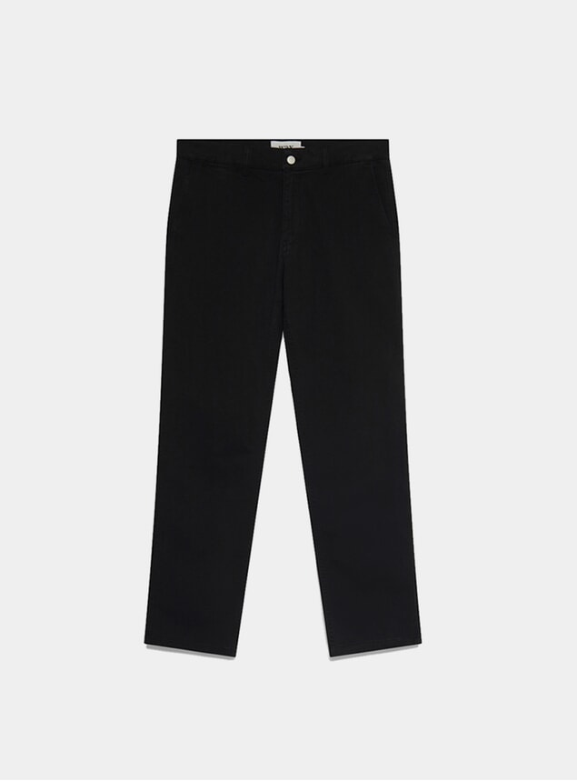 Black Strood Trousers