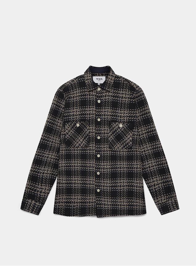Dark Beatnik Whiting Shirt