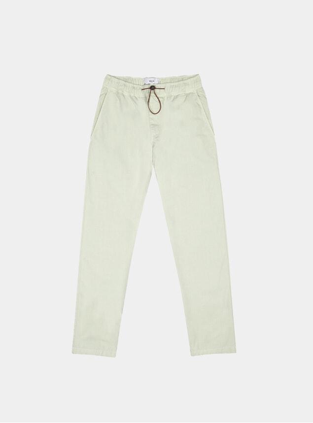 Green Tint Ripstop Kurt Trousers
