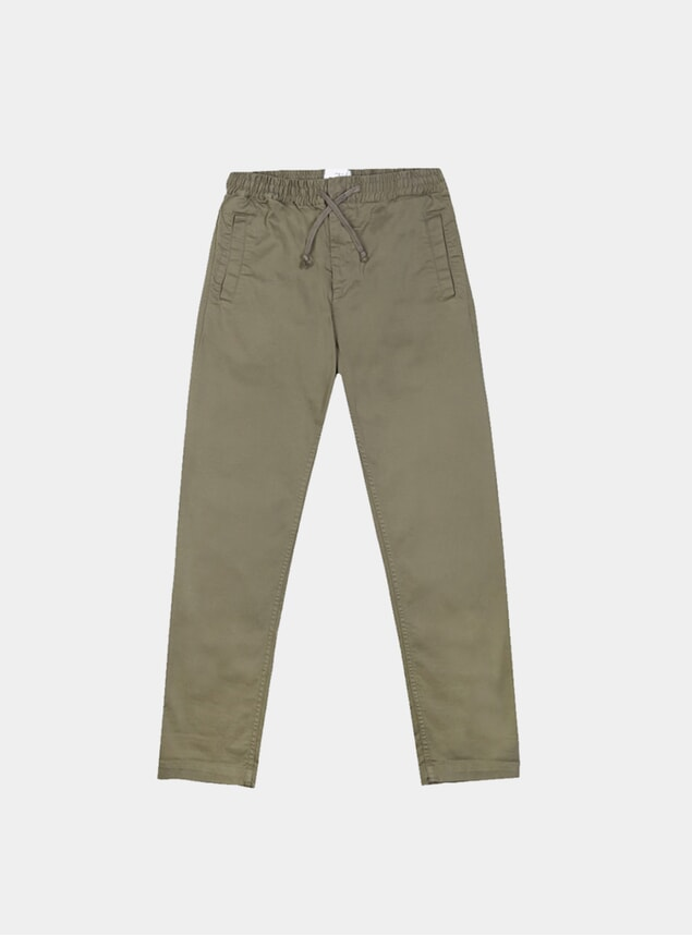 Moss Stone Alston Trousers