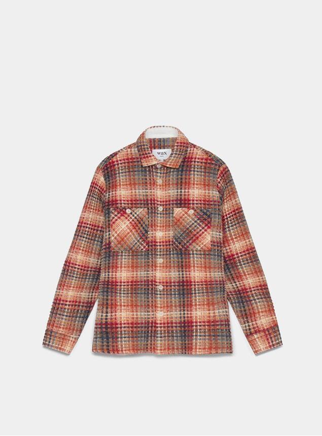 Ombre Kerouac Whiting Shirt