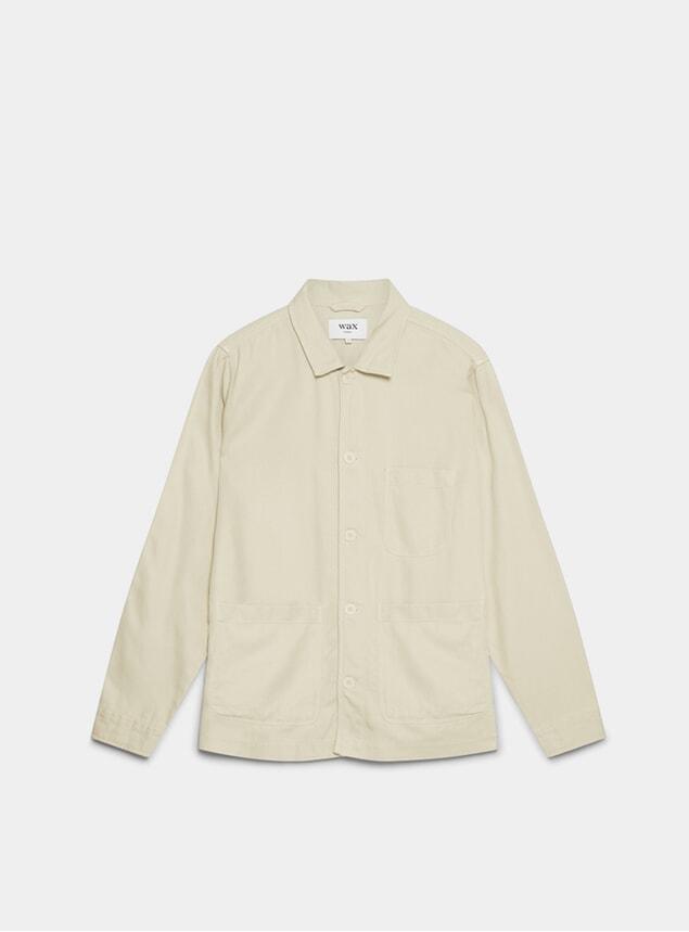 Oyster Grey Chet Jacket