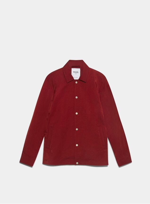 Red Malaga Berg Jacket