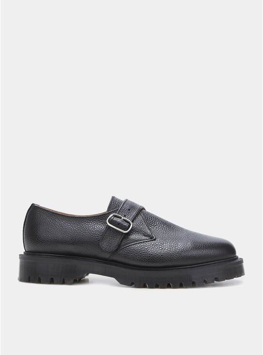 Black Monk Shoe
