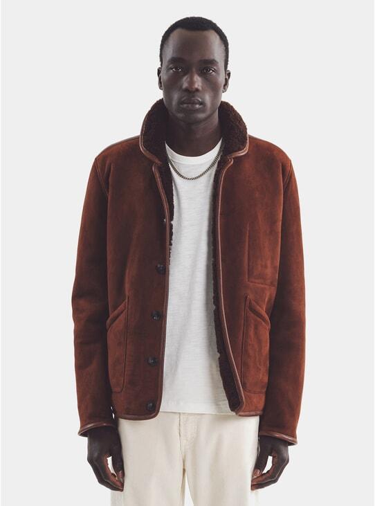 Brown Brainticket Jacket