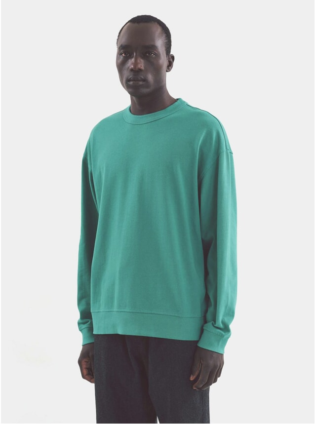 Green Triple LS Top