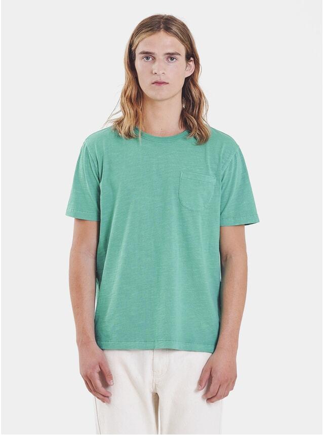 Green Wild Ones Pocket T Shirt