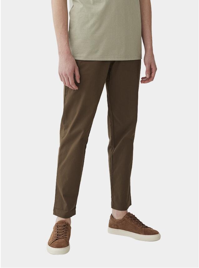 Dark Brown Hermosa Pants