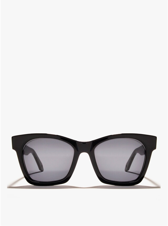 Draco Black Sunglasses