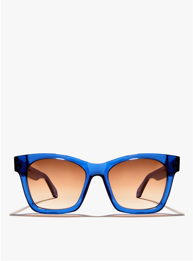 Draco Blue Sunglasses