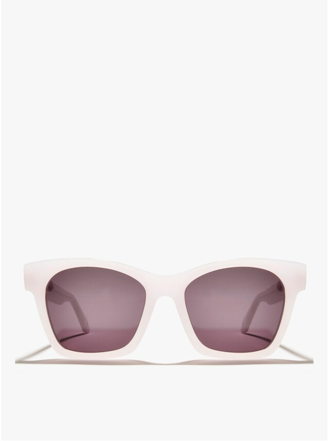 Draco White Sunglasses