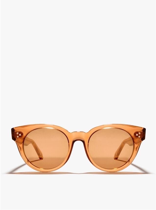 Rhea Champagne Sunglasses