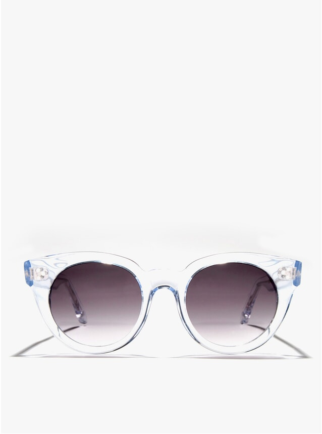 Rhea Clear Sunglasses