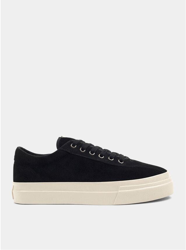 Black Dellow Suede Sneakers