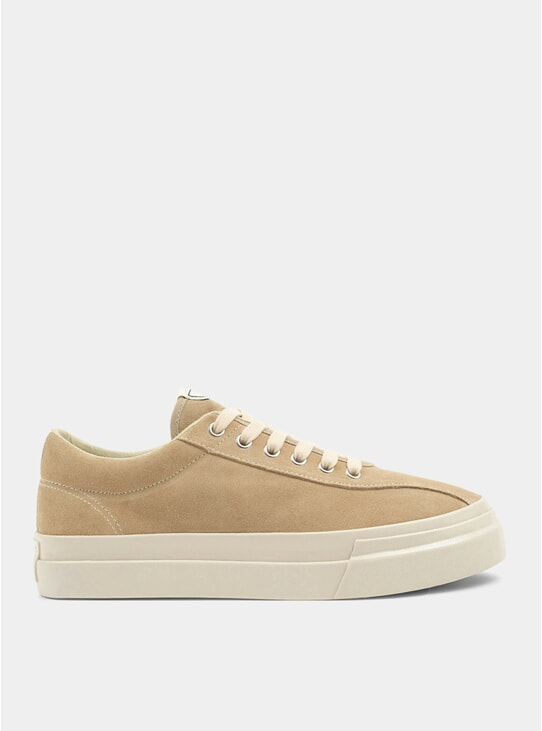 Sand Dellow Suede Sneakers