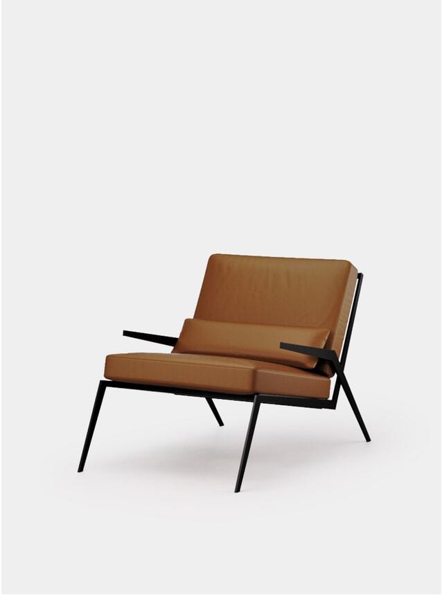 Honey Leather Armchair