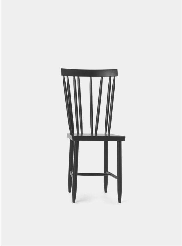Black Family No.4 Dining Chair