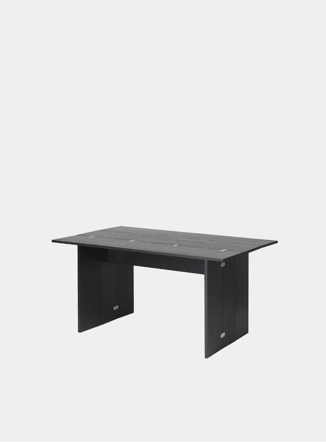 Black Flip Table