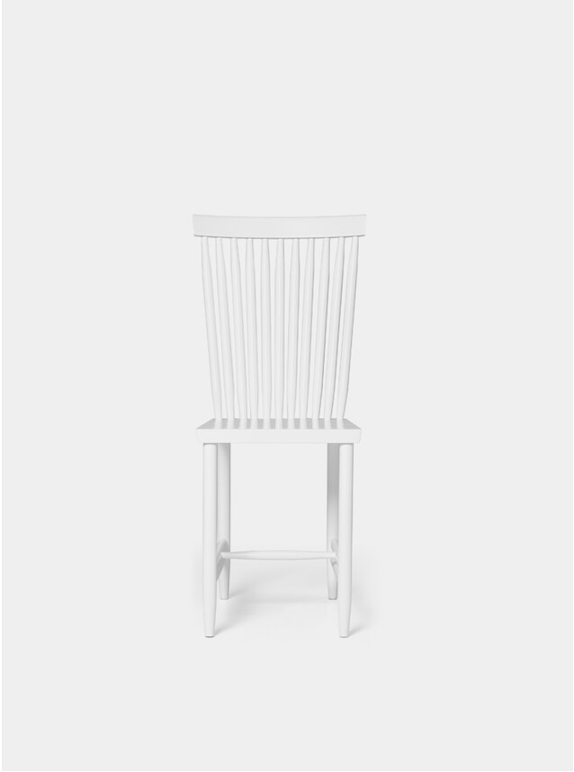 White Family No.2 Dining Chair