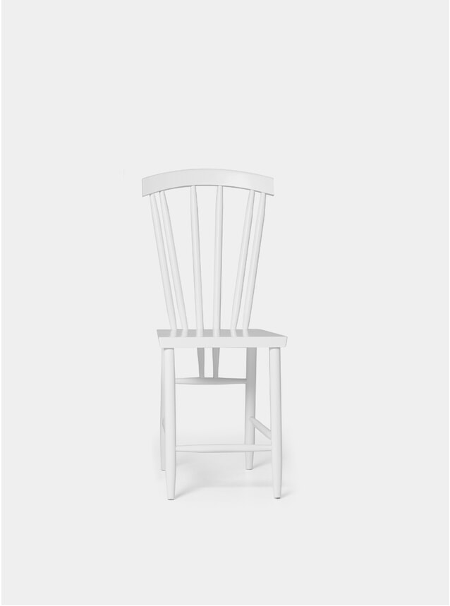 White Family No.3 Dining Chair
