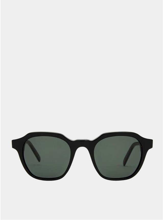 Black / Grey Recycled Barcelona Sunglasses