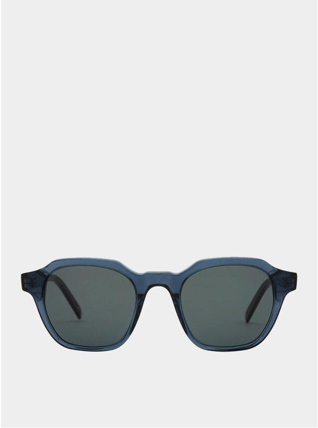 Blue Lagoon / Grey Barcelona Sunglasses