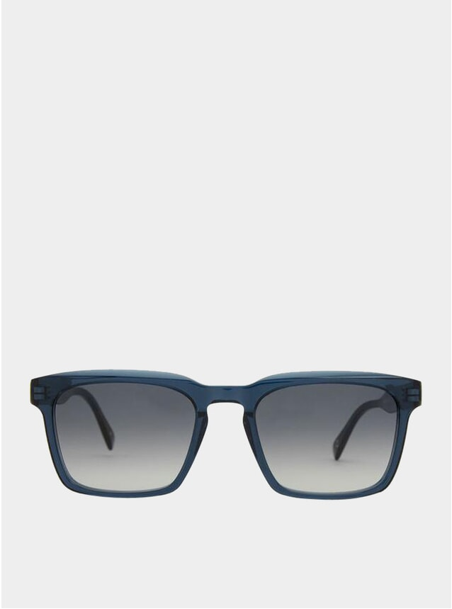 Blue Lagoon / Grey Warsaw Sunglasses