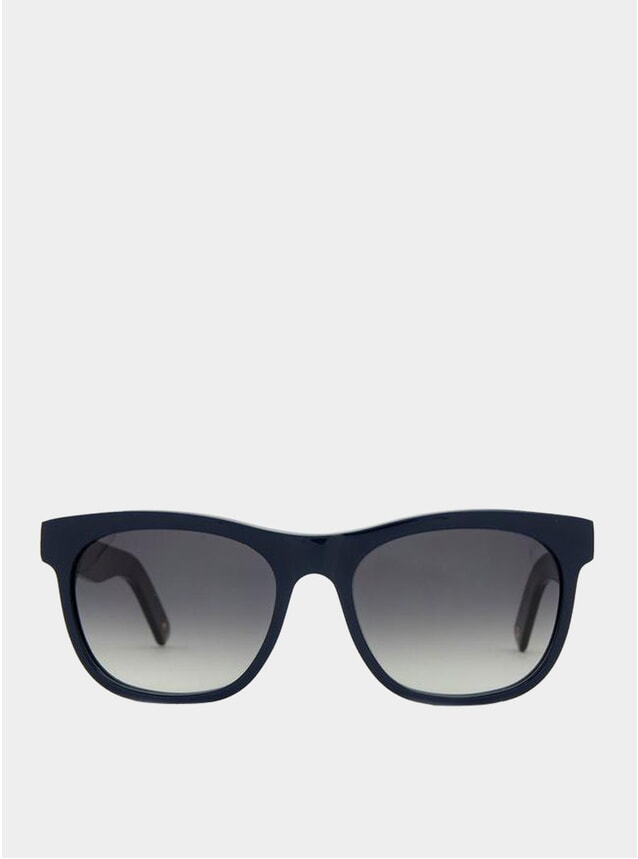 Denim / Gradient Grey Los Angeles Sunglasses