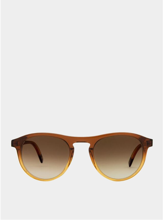 Driftwood / Brown Gradient Biarritz Sunglasses