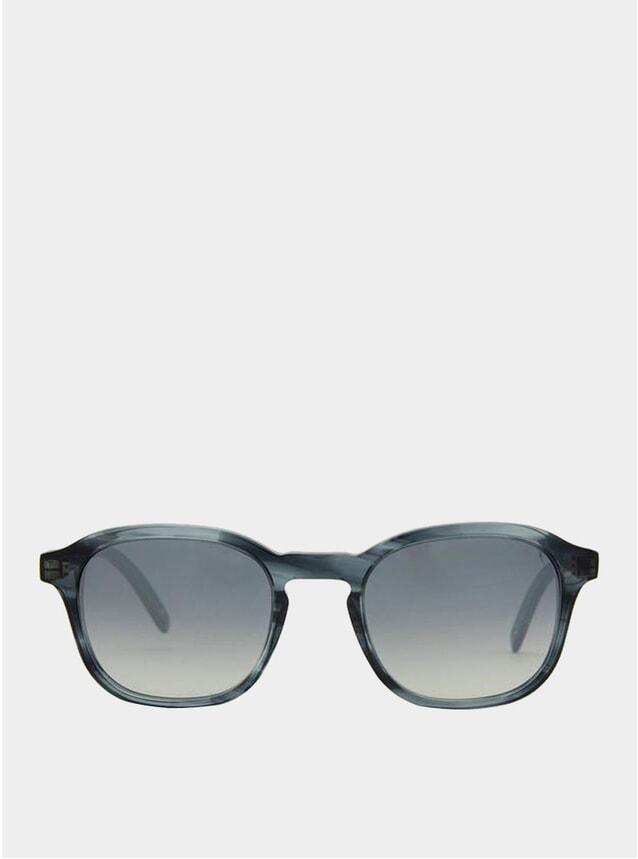 Grey Leaves / Grey Lisbon Sunglasses