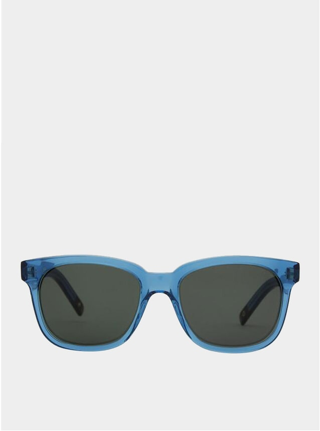 Ink / Grey San Francisco Sunglasses