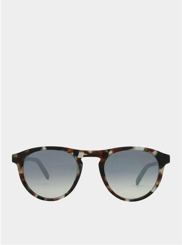 Matte Crystal Havana / Grey Gradient Biarritz Sunglasses