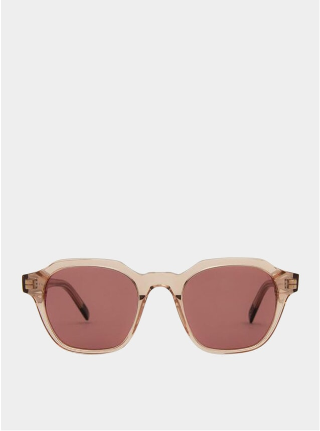 Pale Rose / Pink Barcelona Sunglasses