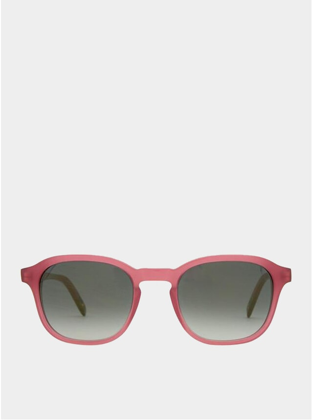 Plum / Grey Gradient Lisbon Sunglasses