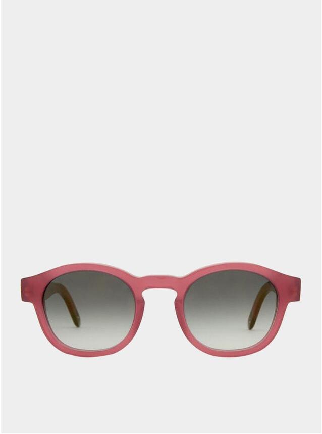 Plum / Grey New Orleans Sunglasses