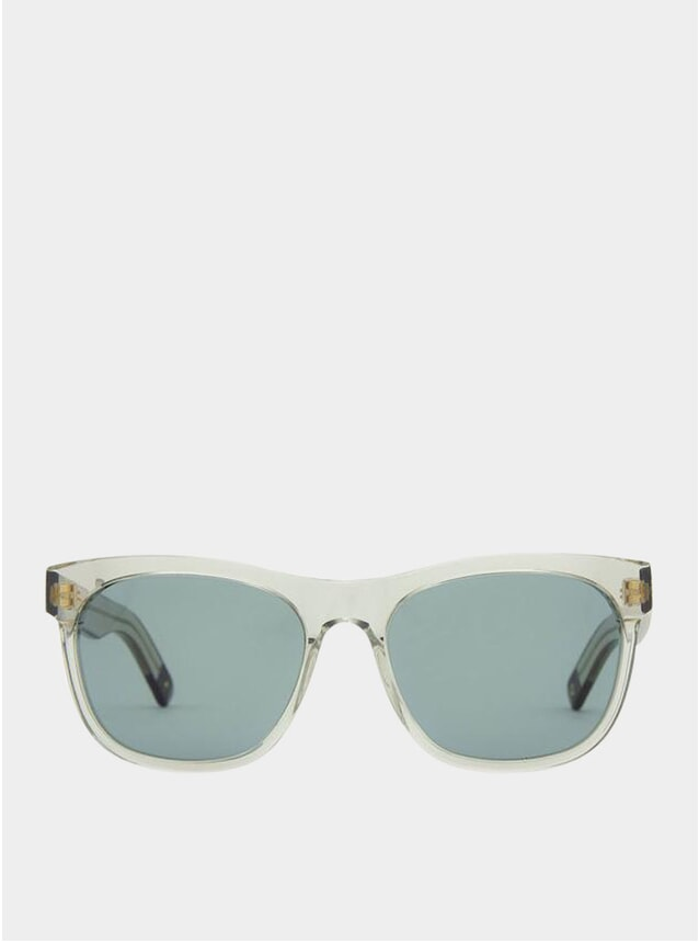 Smoke / Blue Los Angeles Sunglasses