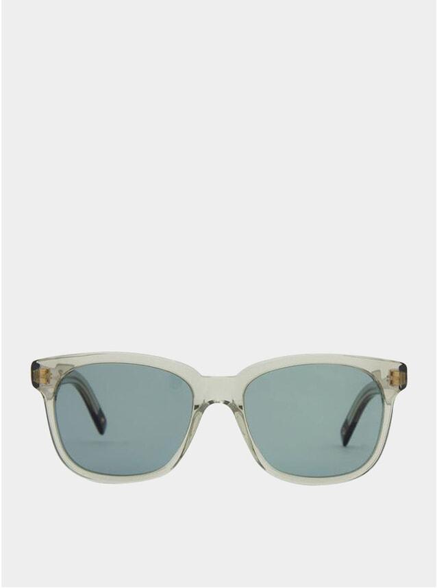 Smoke / Gradient Blue San Francisco Sunglasses
