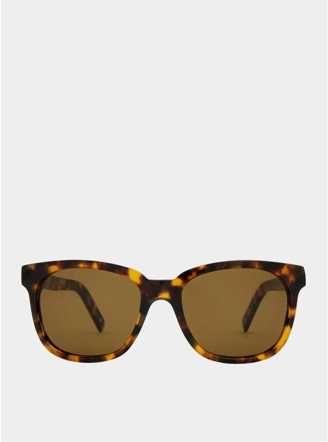 Yellow Havana / Gradient Brown San Francisco Sunglasses