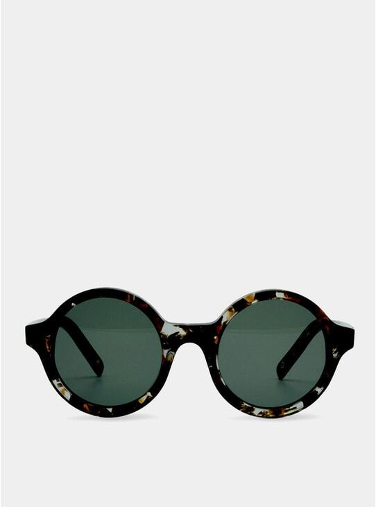 Crystal Havana AMS Sunglasses
