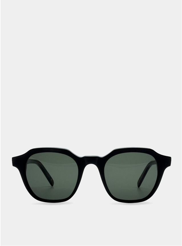 Recycled Black BCN Sunglasses