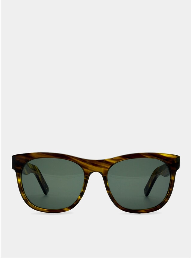 Yellow Grass LAX Sunglasses
