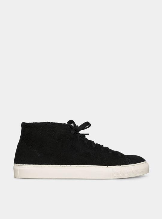 Black Mohawk Loria Sneakers